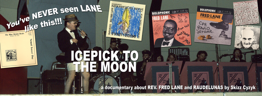 The as-of-yet untitled Fred Lane Documentary